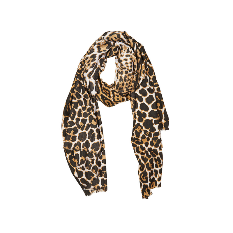 eb & ive | Amal Scarf - Camel | Shut the Front Door