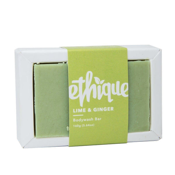Ethique | Lime & Ginger Bodywash Bar | Shut the Front Door