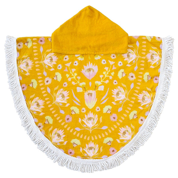 Kid's Poncho Towel - Avalon