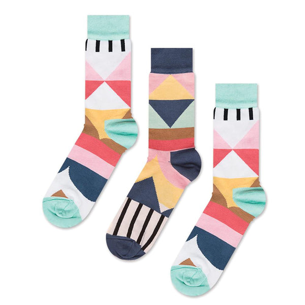 Odd Pears | Odd Pears Socks - GEOM 36-40 | Shut the Front Door