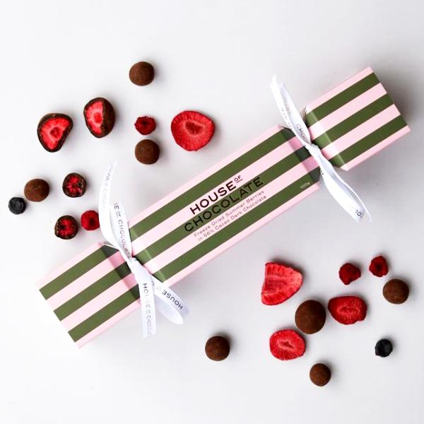 House of Chocolate | Christmas Cracker Chocolates | Shut the Front Door