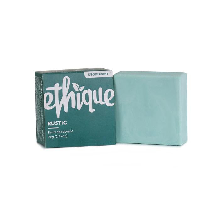 Ethique | Solid Deodorant - Rustic | Shut the Front Door