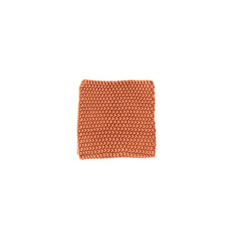 Antler NZ | Wash Cloth - Rust | Shut the Front Door
