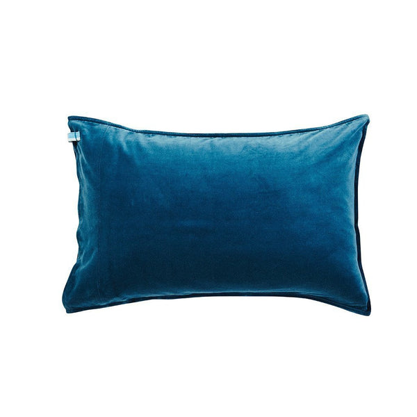 SAGE & CLARE | Giselle Velvet Pillowcase - Midnight | Shut the Front Door