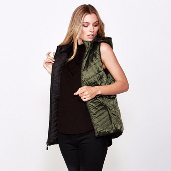 Betty Basics | Felix Puffer Vest | Shut the Front Door