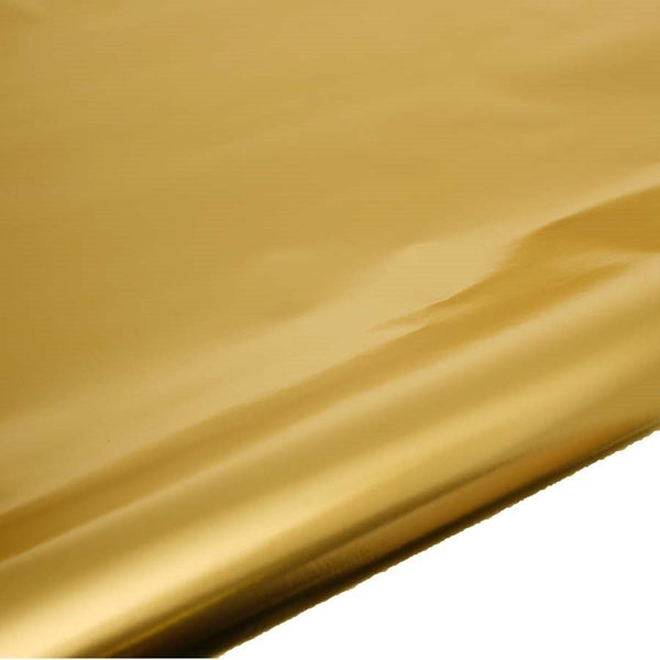 Not specified | Wrapping Paper - 2 m Roll -  Gold Foil | Shut the Front Door
