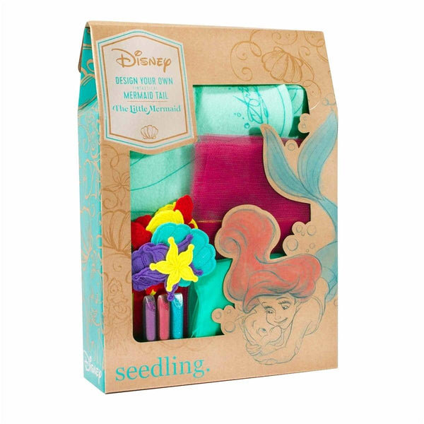 Seedling | Design Your Own Fintistical Mermaid Tail - Disney | Shut the Front Door