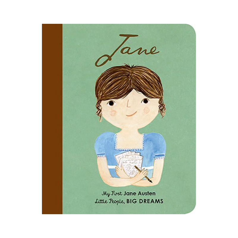 Allen & Unwin | Jane Austen (My First Little People Big Dreams) | Shut the Front Door