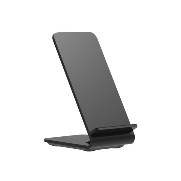 IS Gifts | Standing Wireless Charging Dock - Black | Shut the Front Door
