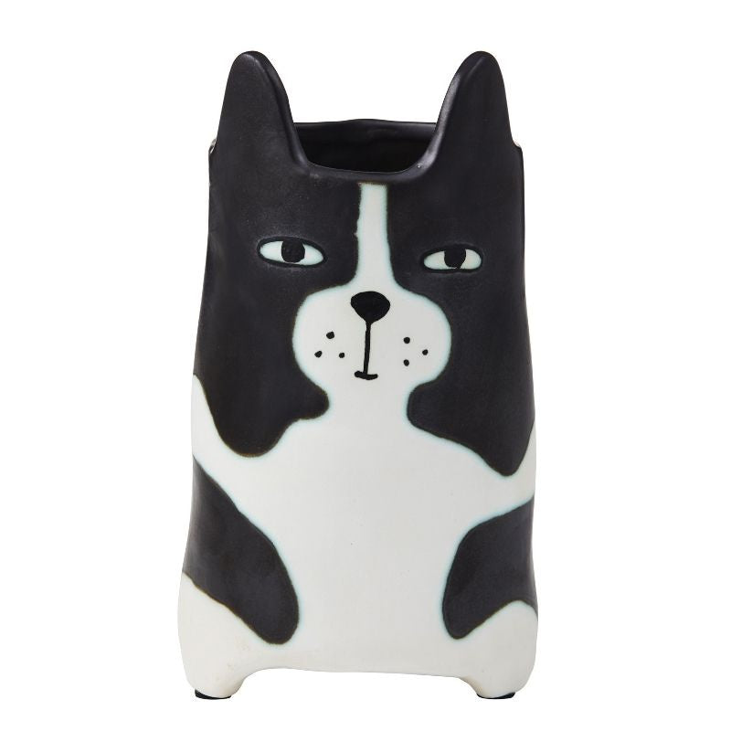 Emporium | Huxley Cat Plant Pot | Shut the Front Door
