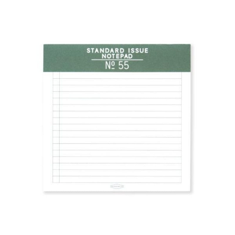 Designworks | Standard Issue No.55 Square Green | Shut the Front Door