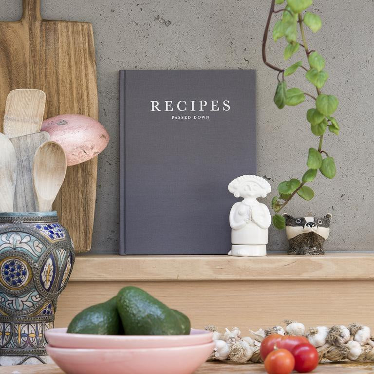 Write to Me Stationery | Recipes Passed Down - Stone | Shut the Front Door