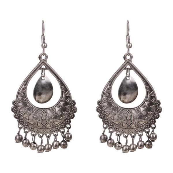 eb & ive | Grecia Earrings Silver | Shut the Front Door