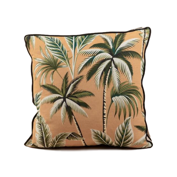 Holiday Accessories | Plantation Reversible Cushion | Shut the Front Door