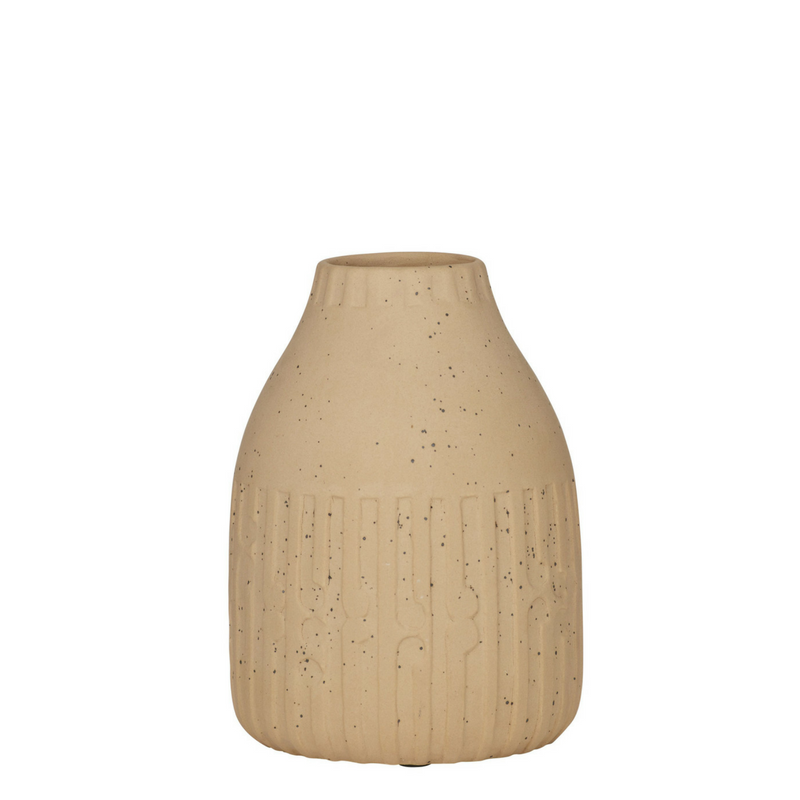 Amalfi | Tarni Vase Small CORAL | Shut the Front Door