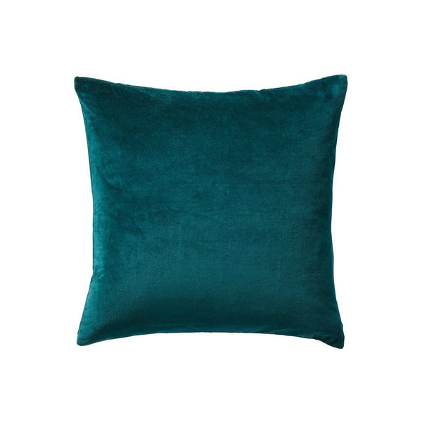 Milk & Sugar | Velvet 50cm Cushion EMERALD | Shut the Front Door
