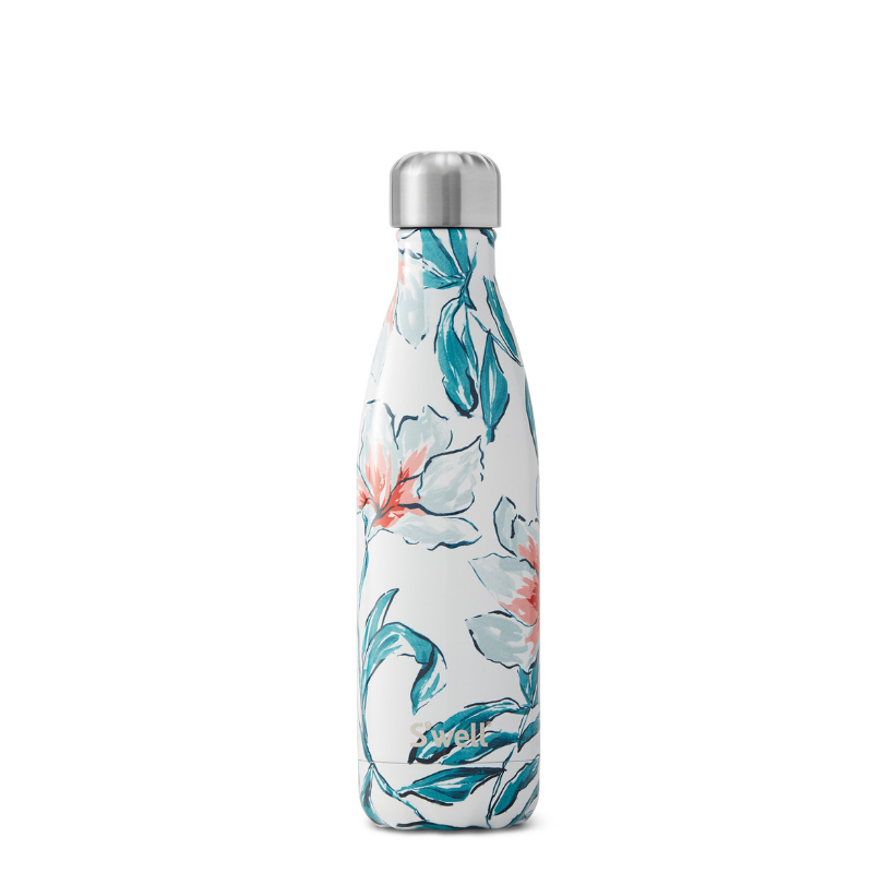 S'Well | S'Well Bottle 500ml Flora Collection Madonna Lily | Shut the Front Door