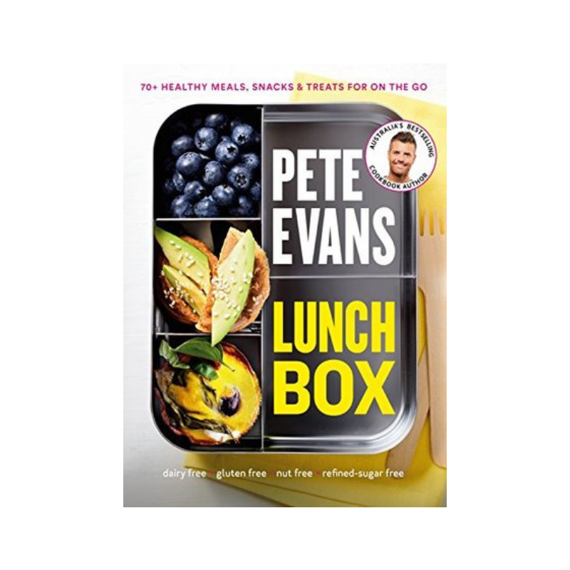 Thames Hudson | Pete Evans Lunch Box | Shut the Front Door