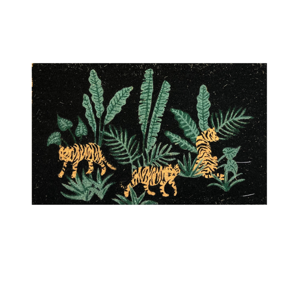 General Eclectic | Doormat - Tigers | Shut the Front Door