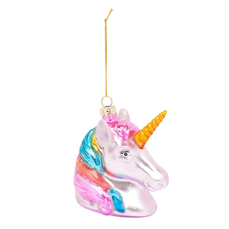 Sunnylife | Festive Ornament Unicorn | Shut the Front Door