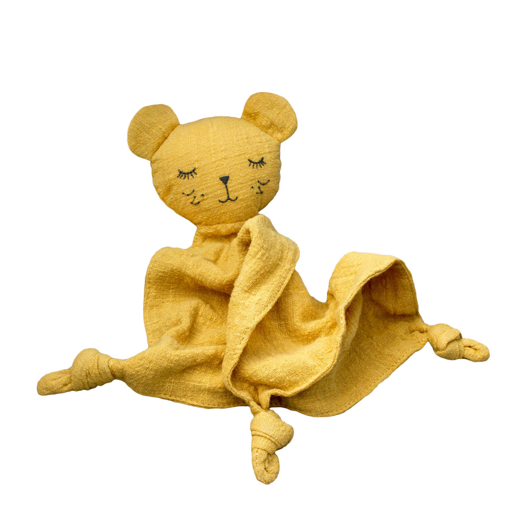 Lily and George | Mustard the Bear Comforter | Shut the Front Door