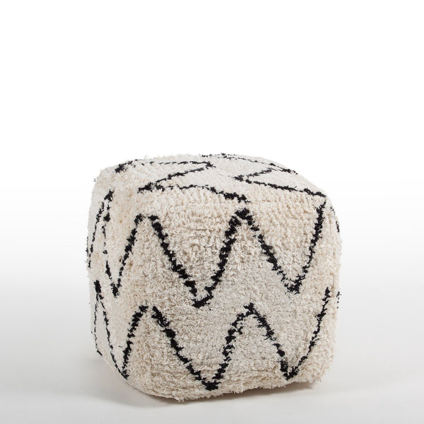 Shut The Front Door | Pouffe Harper | Shut the Front Door