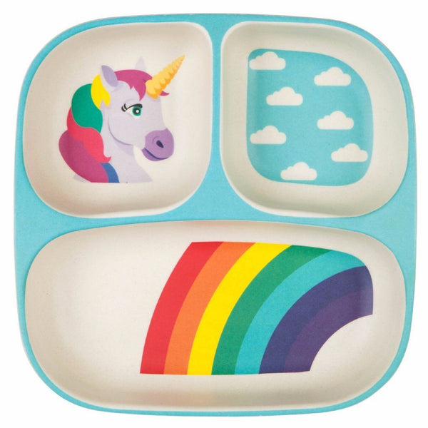 Sunnylife | Eco Kids Plate Wonderland | Shut the Front Door