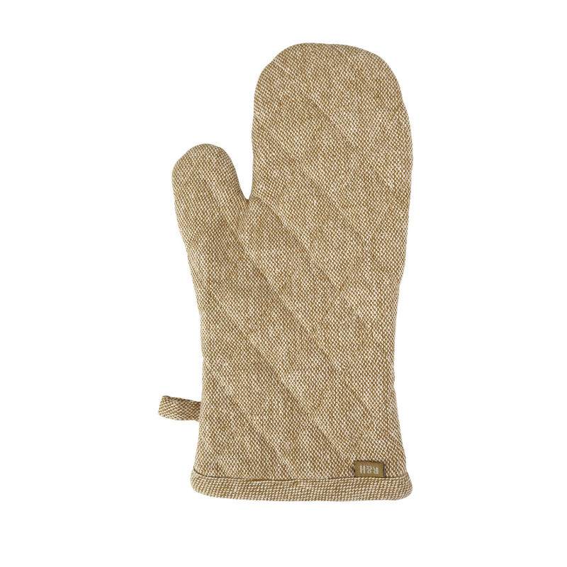 Raine & Humble | Heidi Oven Glove  - Mustard | Shut the Front Door
