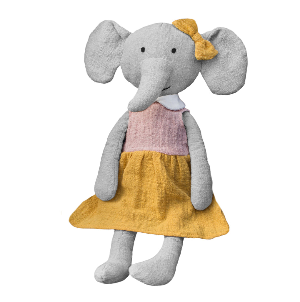 Lily and George | Effie the Elephant Toy | Shut the Front Door