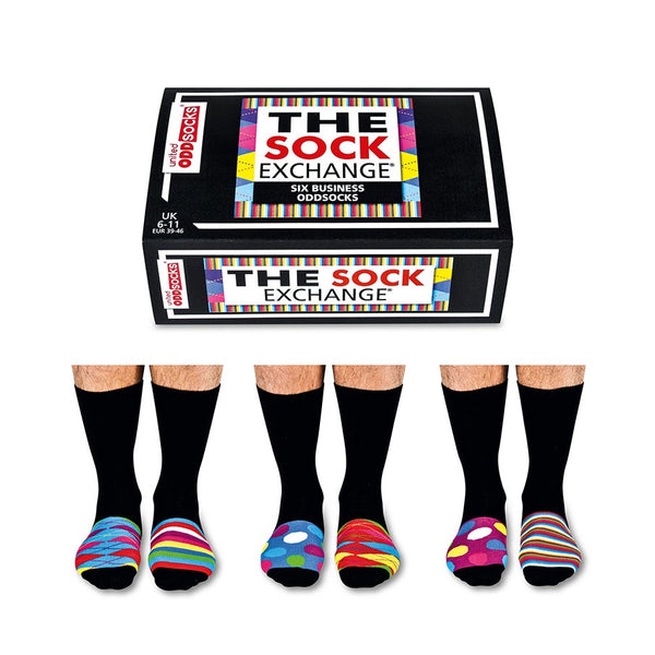 United Odd Socks | Sock Exchange Odd Socks - Mens | Shut the Front Door