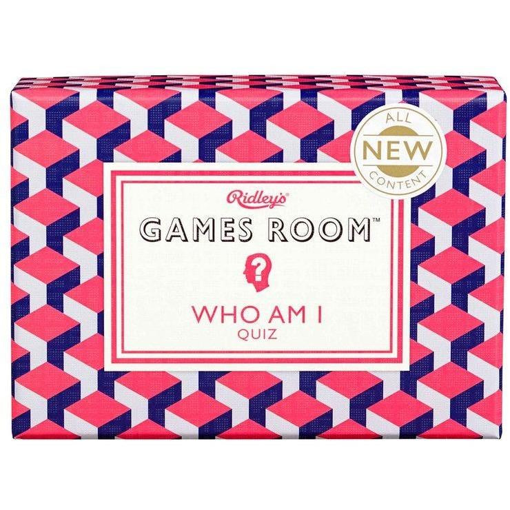 Ridleys | Games Room Quiz - Who Am I V2 | Shut the Front Door