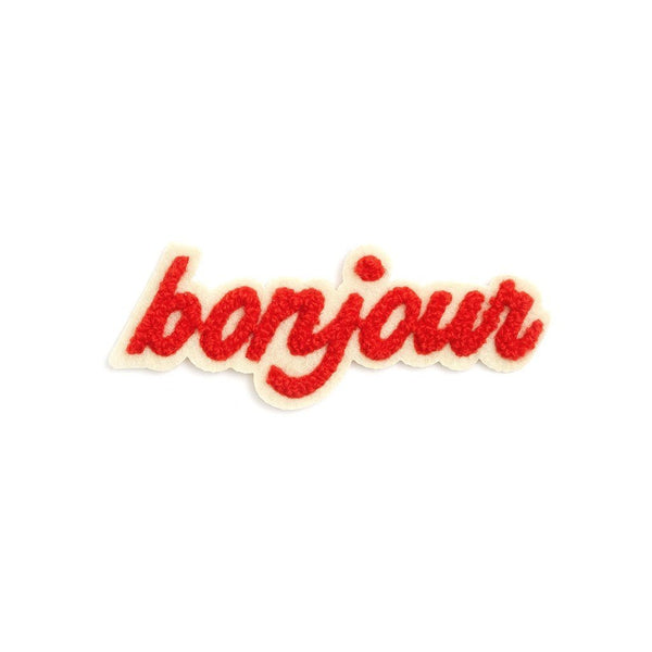 ban.do | Bonjour Patch  *PREORDER* | Shut the Front Door
