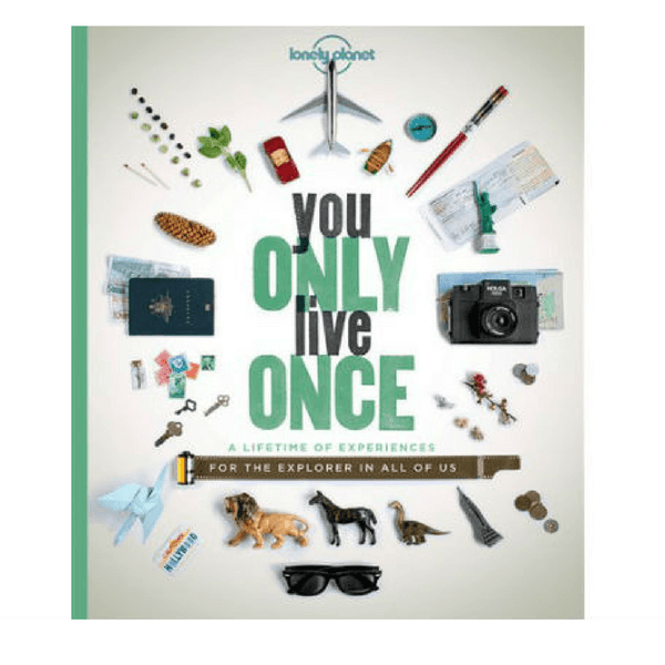 Lonely Planet | Lonely Planet You Only Live Once | Shut the Front Door