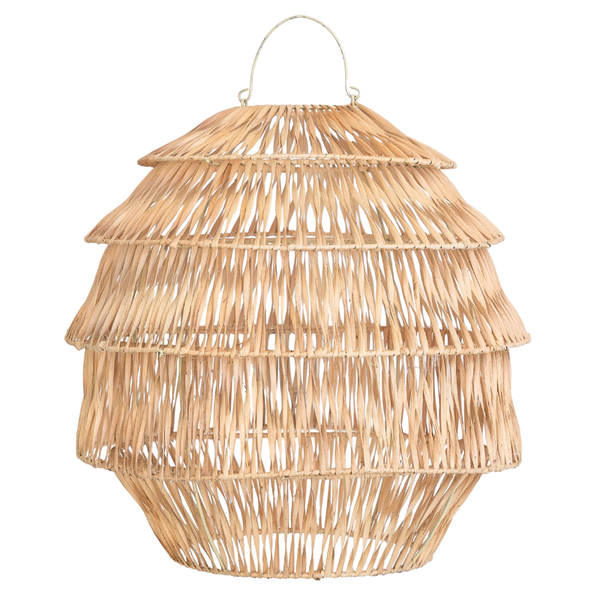 Parnell | Daisy Lamp Shade - Natural | Shut the Front Door
