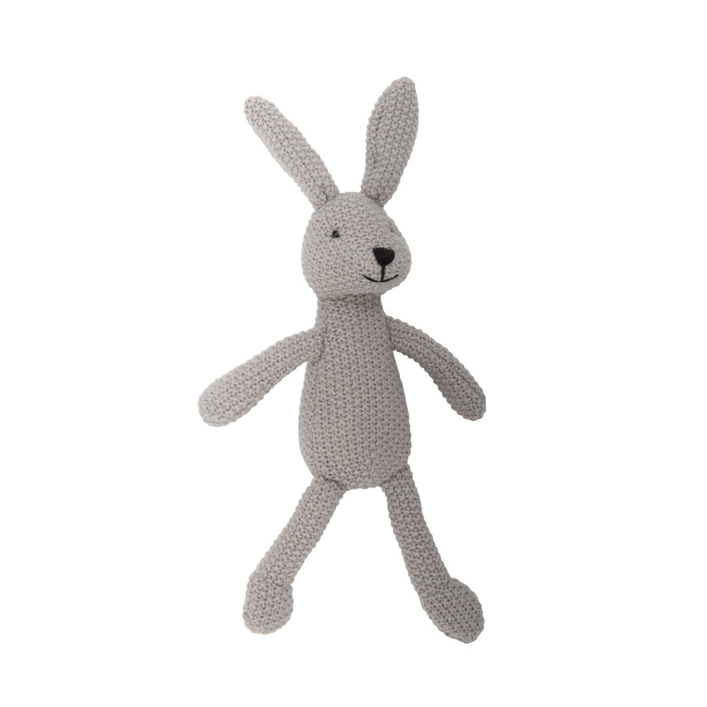 Lily and George | Wild Ones Grey Bunny | Shut the Front Door