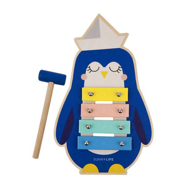Sunnylife | Penguin Mini Xylophone | Shut the Front Door