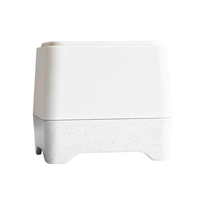 Ethique | In-shower Container WHITE | Shut the Front Door