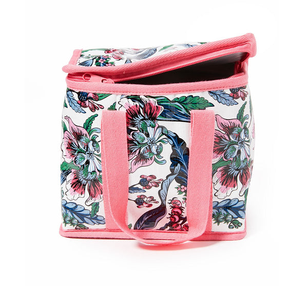 Project Ten | Mini Insulated Tote Bag - Botanical | Shut the Front Door