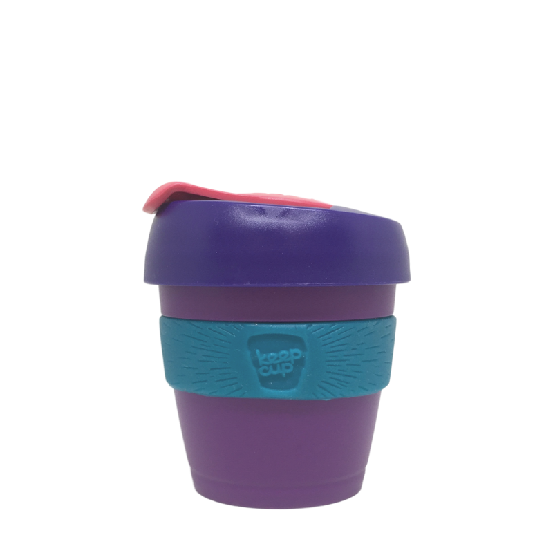 KeepCup | KeepCup Minis Reusable Cup - Purple | Shut the Front Door