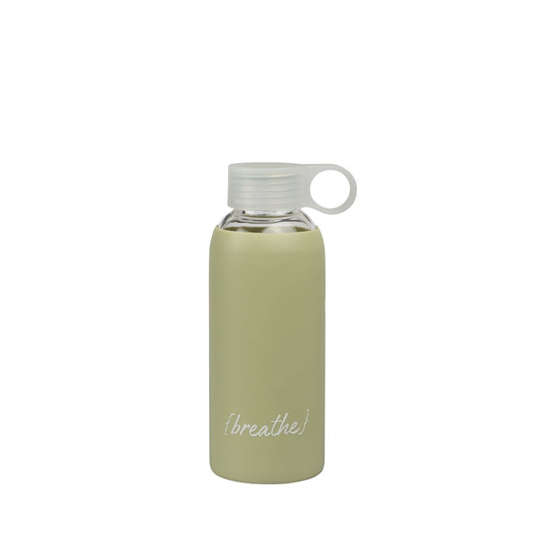 General Eclectic | Breathe Drink Bottle 420ml *PRE ORDER * | Shut the Front Door