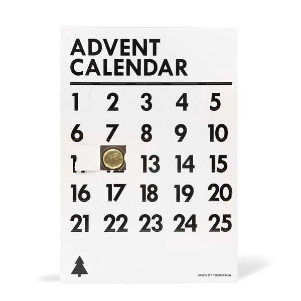 Made of Tomorrow | Chocolate Advent Calendar *PREORDER* | Shut the Front Door
