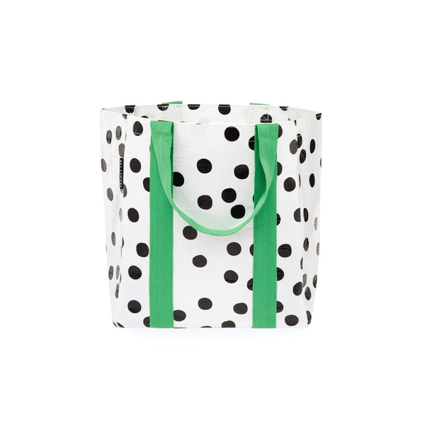 Project Ten | Shopper Bag - Odd Spots | Shut the Front Door