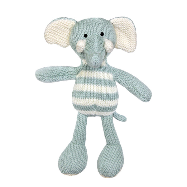 Lily and George | Charlie Stripey Elephant Rattle | Shut the Front Door