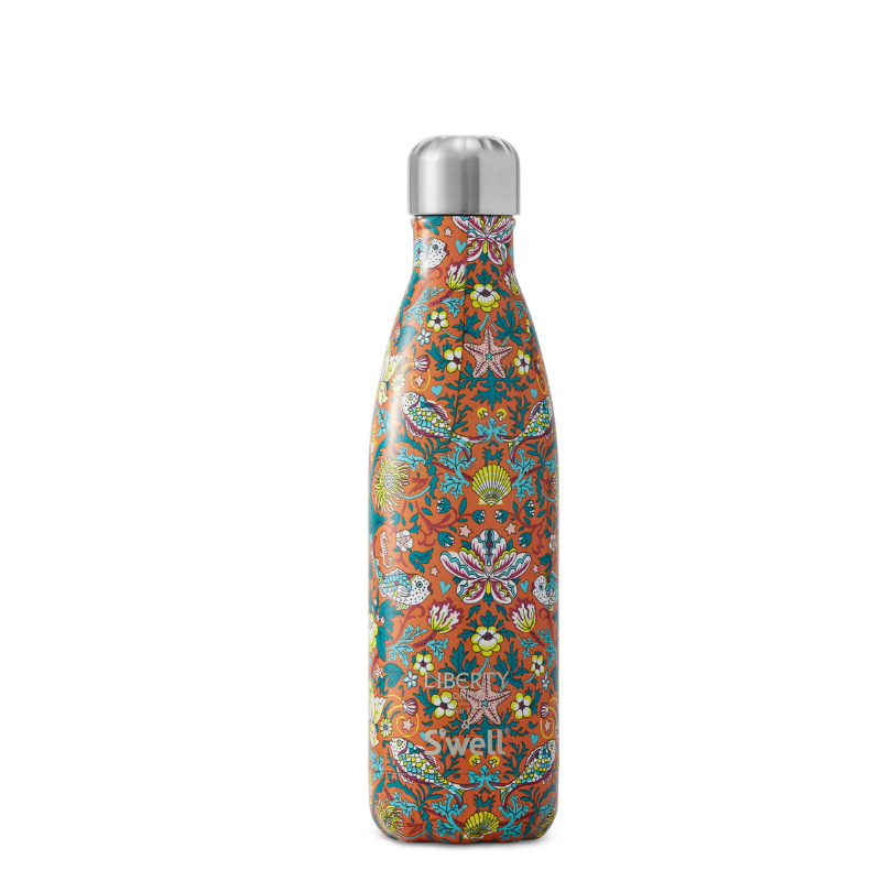 S'Well | S'Well Bottle 500ml Liberty Collection Morris Reef | Shut the Front Door