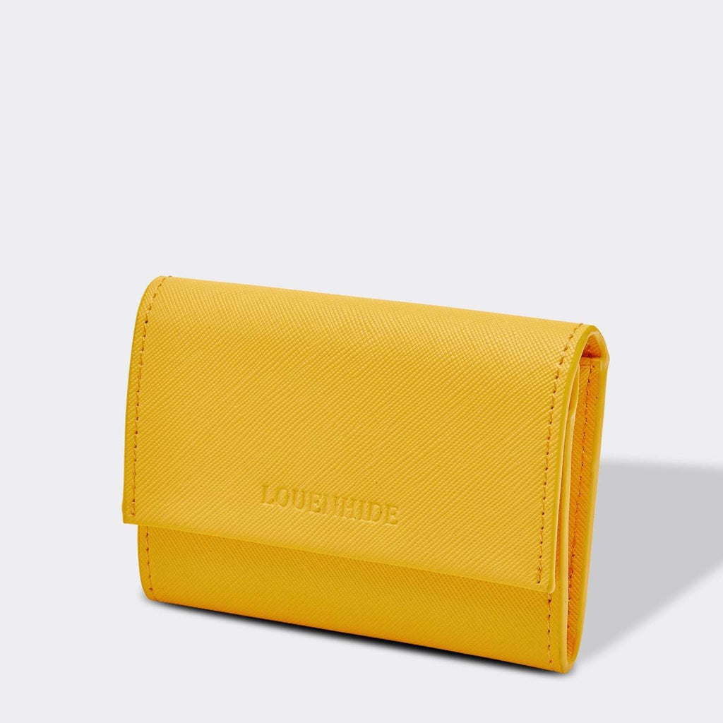 Louenhide | Bossy Hatch Cardholder Sunflower | Shut the Front Door