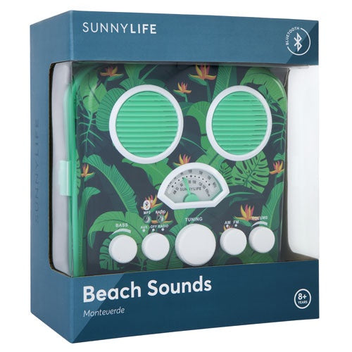 Sunnylife | Beach Sounds Monteverde | Shut the Front Door