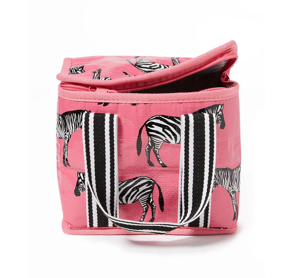 Project Ten | Mini Insulated Tote - Zebra | Shut the Front Door