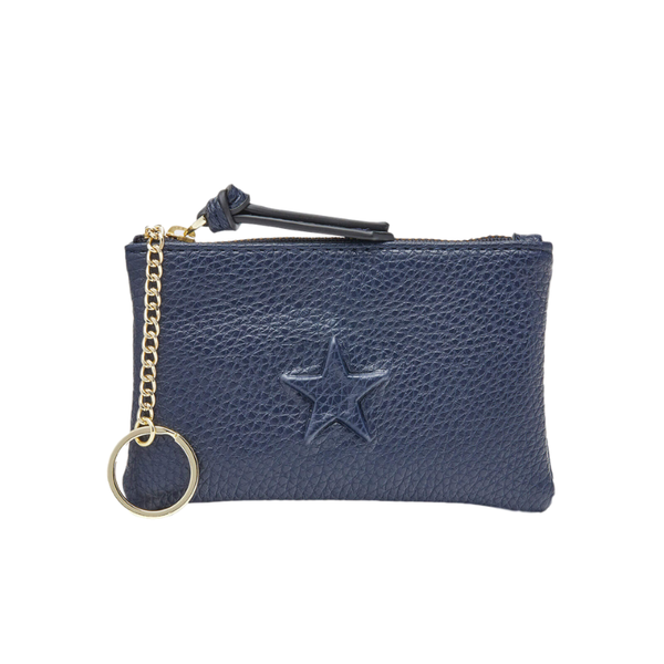 Louenhide | Star Purse - Navy | Shut the Front Door