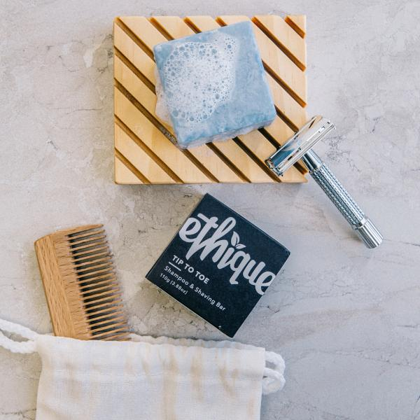 Little Bit Daily | Soap Keeper Pine - Small | Shut the Front Door