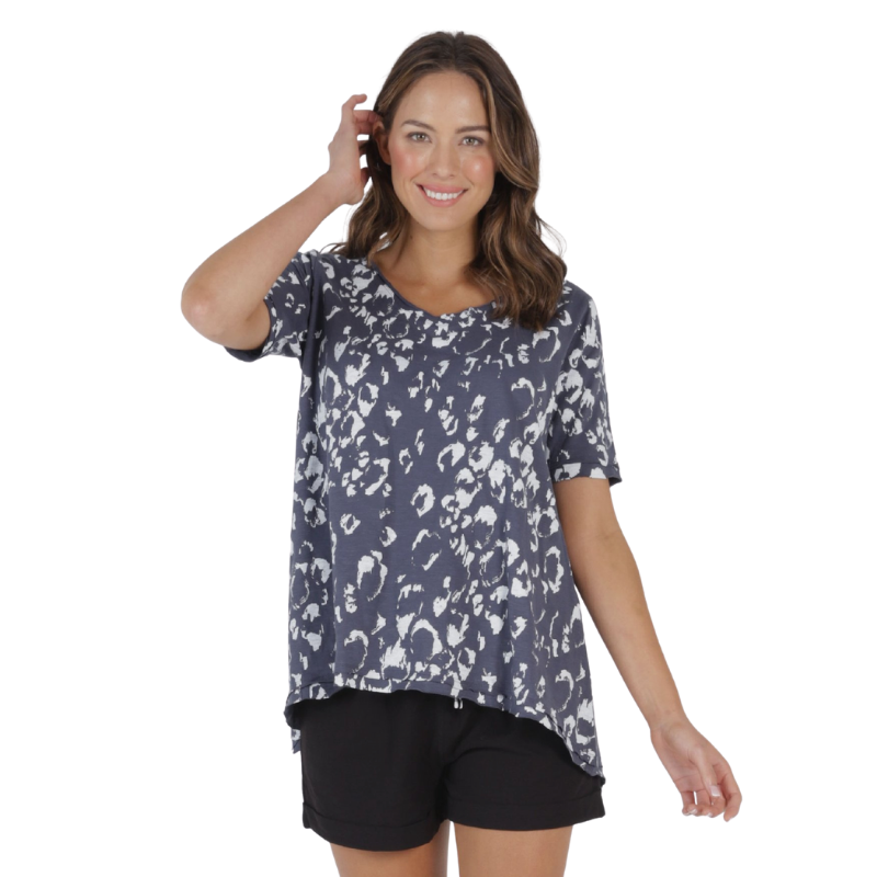 Betty Basics | Noosa Tee - Bengal | Shut the Front Door